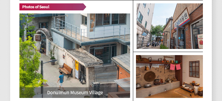 Photos of Today Donuimun Museum Village